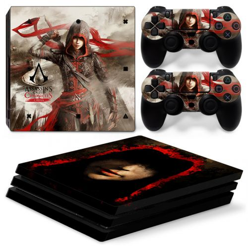 Skins stickers PS4 Pro - Assassin's Creed Chronicles China