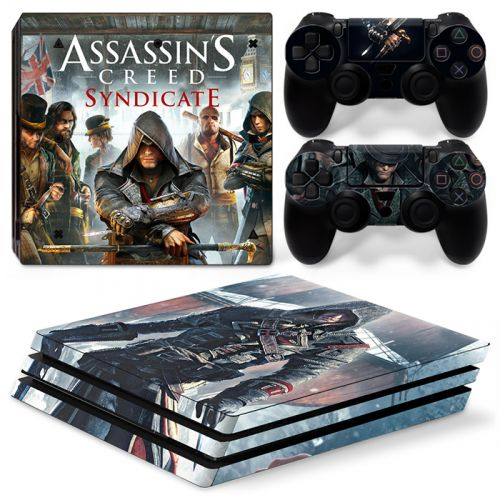 Skins PS4 Pro - Assassin's Creed Syndicate